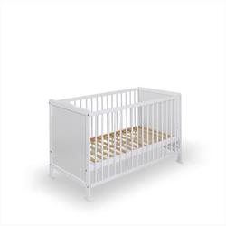 urra Kinderbett 60 x 120 cm weiß