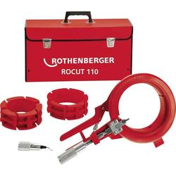 Rothenberger ROCUT® 110 Set für Kunststoffrohre 50, 75 und 110mm 55035