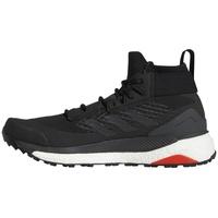 adidas Terrex Free Hiker GTX M core black/grey three/active orange 42 2/3