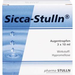 SICCA STULLN Augentropfen 30 ml
