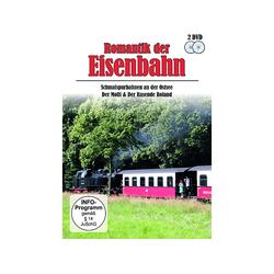 Romantik der Eisenbahn - Schmalspurbahnen an Ostsee: Der Molli & Rasende Roland DVD