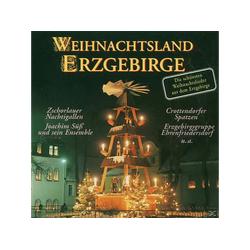 WEIHNACHTSLIEDER A.D.ERZGEBIR - Weihnachtsland Erzgebirge (CD)