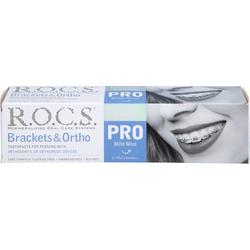 ROCS PRO Brackets & Ortho Zahncreme 135 g