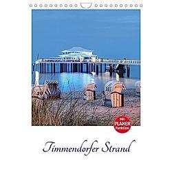 Timmendorfer Strand (Wandkalender 2021 DIN A4 hoch)