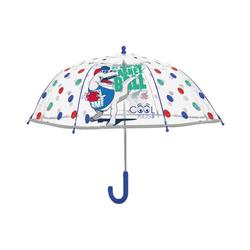 p:os Langregenschirm Cool Kids Regenschirm, Motiv Dino, 42/8 manuell,