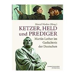 Ketzer  Held und Prediger - Buch