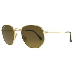 Ray-Ban Hexagonal 3548N 001/57 5121 Gold Sonnenbrille