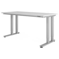 RINO 18 S | 180x80 | Schwerlast-Tisch - Grau