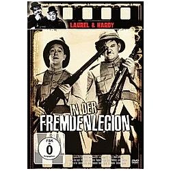 Laurel & Hardy - In der Fremdenlegion - DVD  Filme
