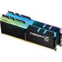 G.Skill Trident Z RGB 16GB Kit DDR4 PC4-25600 (F4-3200C16D-16GTZR)