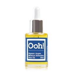 Oils of Heaven Organic Argan Face Oil olejek do twarzy  30 ml