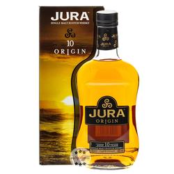 Jura 10 Jahre Origin Single Malt Scotch Whisky