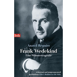 Frank Wedekind als Taschenbuch von Anatol Regnier