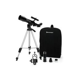Celestron Travel Scope Portable Telescope with Basic Smartphone Adapter - Black