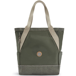 Kipling Edgeland Plus Almato Shopper Tasche 30 cm glam green