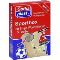 Gothaplast Sportbox in 5 Größen Strips