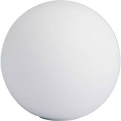 WOFI Point 8248.01.06.0300 Tischlampe LED E27 60W Weiß