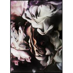 Poster DARK FLOWERS 1 (BH 50x70 cm)