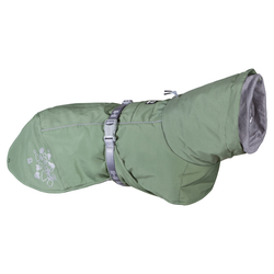 Hurtta Extreme warmer V2 ECO (Wärmejacke) grün, Größe: 50 cm