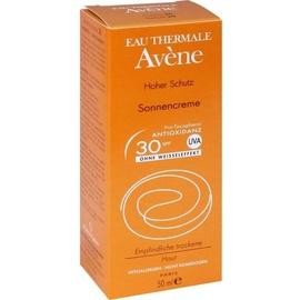 Avène SunSitive Creme LSF 30 50 ml