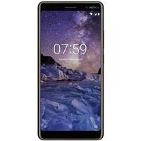 Nokia 7 Plus Schwarz / Kupfer