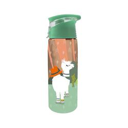 p:os Trinkflasche Tritan-Trinkflasche Lama, 650 ml