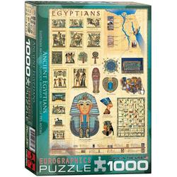 empireposter Puzzle Antikes Ägypten - 1000 Teile Puzzle im Format 68x48 cm, Puzzleteile