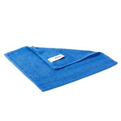 etérea Handtücher Carli Blau 30x30 cm Seiftuch