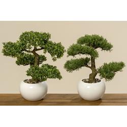 Kunstpflanze BONSAI(H 33 cm)