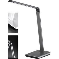 Fischer & Honsel 95863 Tischlampe 8W Grau