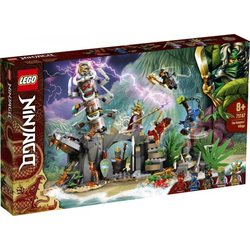LEGO® Puzzle LEGO® NINJAGO 71747 Das Dorf der Wächter, Puzzleteile