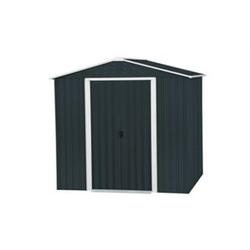 Tepro Metallgerätehaus Riverton anthrazit 6x6