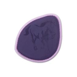 ergobag Schulranzen Zubehör Sicherheits-Klettie Reflektor 10 cm lila