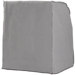 Sonnen Partner Strandkorb-Schutzhülle, für Strandkorb, BxLxH: 135x115x160 cm, weiß weiß