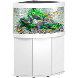 JUWEL AQUARIEN Aquarien-Set Trigon 190 LED + SBX Trigon 190, BxTxH: 98,5x70x133 cm, 190 l, mit Unterschrank weiß