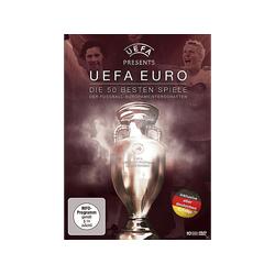 UEFA EURO - Die 50 besten Spiele DVD