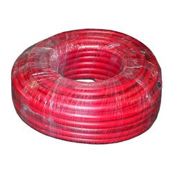 Wasserschlauch  1/2ʺ, 12 bar, rot / Rolle a 40 lfm