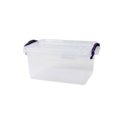 HTI-Living Aufbewahrungsbox Box mit Deckel 1,75 L Sofia (2 Stück), Aufbewahrung