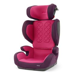 RECARO Autokindersitz Mako i-Size - Core Power Berry, 7 kg, (2-tlg), Kinder Autositz - ab 3,5 - 12 Jahre (100 -150 cm)