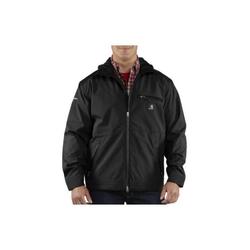 Carhartt 100259 Bad Axe Jacket - Regenjacke L black