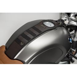 SW-Motech Juego de correa para depósito Legend Gear - BMW R nineT-Modelle (14-). Funda smartphones LA3.