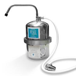 Multipure MP-750SSCT Trinkwasser Edelstahl-Auftisch-Filter