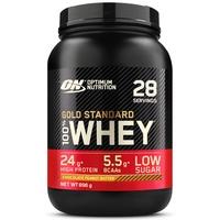 Optimum Nutrition Gold Standard 100% Whey Schokolade Erdnussbutter Pulver 908 g