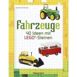 Fahrzeuge - 40 Ideen mit Lego