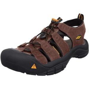 Keen NEWPORT 110220-BISN, Herren Outdoor Sandalen, Braun (Bison), 43 EU (9 UK)