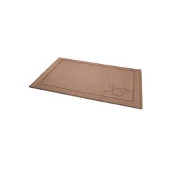 Badematte EASYmaxx, DESCAMPS Badematte, 50x80 cm, cacao