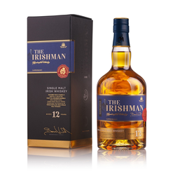 The Irishman 12 y.o.
