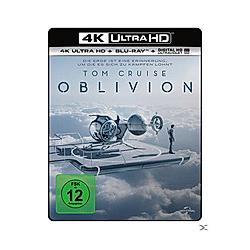 Oblivion - 4K Ultra HD Blu-ray - DVD  Filme