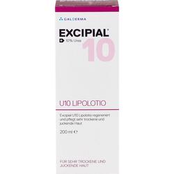 EXCIPIAL U 10 Lipolotio 200 ml