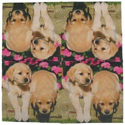 Linoows Papierserviette 20 Servietten Welpen, putzige Hunde Babys, Motiv Welpen, putzige Hunde Babys